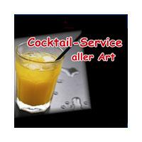 der Cocktailservice